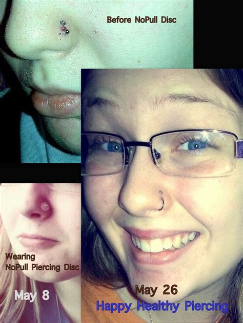 wont notice  bump   piercing