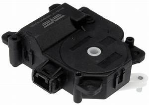 Buy Hvac Air Heater Blend Door Actuator Manual Controls