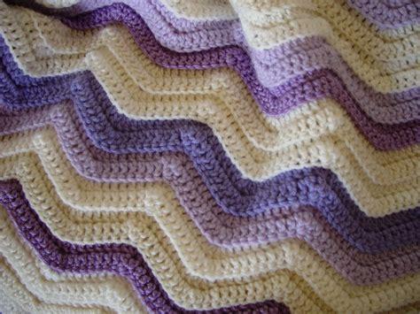 ripple crochet pattern crochet blanket patterns single crochet ripple afghan all for crochet crafty ashley