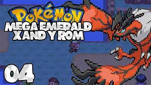 Pokemon Mega Emerald Xy Edition Episode 4 Hm Rock Smash