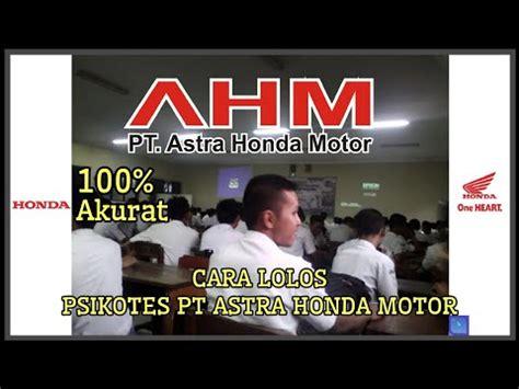 Pt astra daihatsu motor saat ini sedang membuka program internship (magang) lho untuk periode semangat siang sahabat adm careers. Kisi Kisi Tes Pt Astra Group - Guru Ilmu Sosial