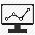 Monitoring Progress Marketing Computer Chart Analytics Results