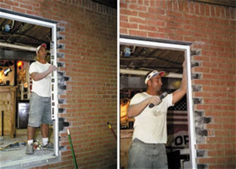 install  patio door extreme