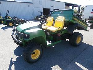 2005 John Deere Hpx Gator Atv U0026 39 S And Gators