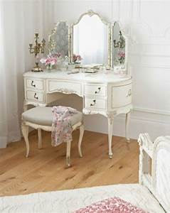 Schminktisch In Weiß : schminktisch in wei und wei e wandfarbe 25 kreative schminktisch ideen eleganz und ~ Markanthonyermac.com Haus und Dekorationen