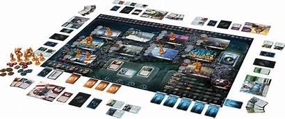 Board Angeles Tabletop Cyberpunk Games Flight Fantasy