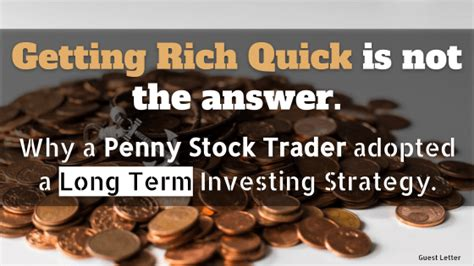 rich quick    answer  penny stock trader