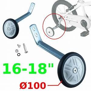 Velo Peugeot 16 Pouces : stabilisateur v lo enfant 16 18 pouces cyclingcolors ~ Farleysfitness.com Idées de Décoration
