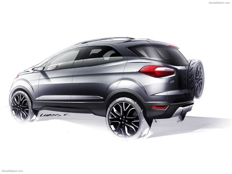 ford ecosport  exotic car wallpapers