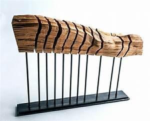 Holz Dekoration Modern : holzstamm deko f r ihr zuhause ~ Watch28wear.com Haus und Dekorationen