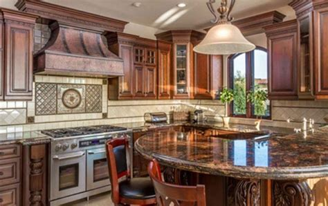 25 Beautiful Granite Countertops Ideas and Designs