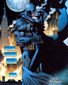 Batman and Catwoman fight crime, fall in love Arousing