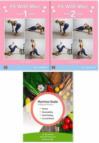 Guide Nutrition Fitness Mari Combo Easy Guides