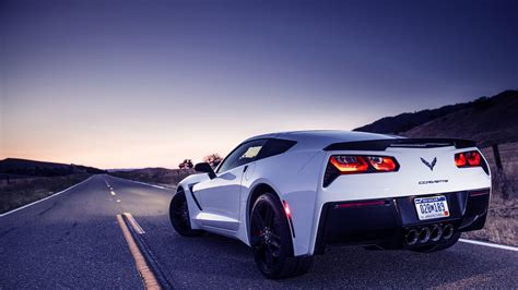 Corvette Stingray 2018 Wallpaper Hd (74+ Images