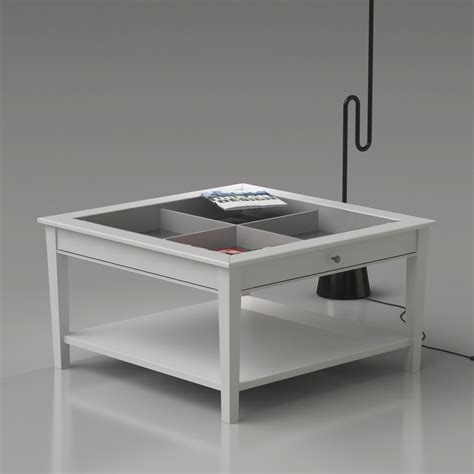 3D Ikea Liatorp coffee table   High quality 3D models