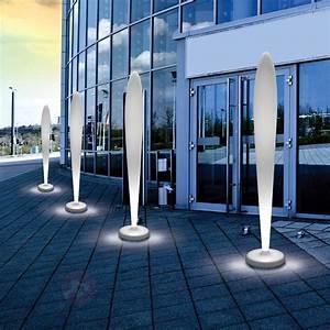 Lampadaire Exterieur Terrasse : lampadaire design exterieur luminaire exterieur moderne triloc ~ Teatrodelosmanantiales.com Idées de Décoration
