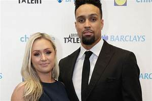 Ashley Banjo and his wife Francesca are expecting their ...