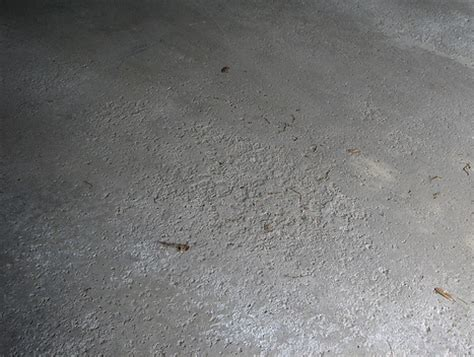 resurfacing garage floor badly easily repair your pitted or spalled garage floor all