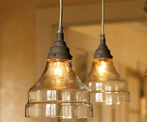 Kitchen pendant lighting in