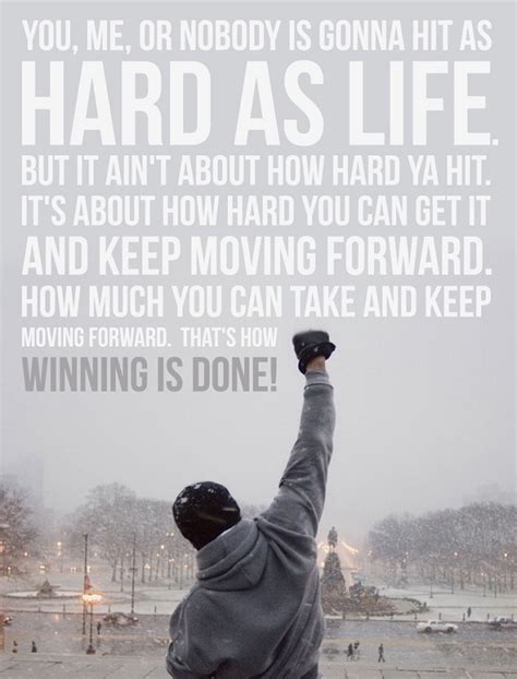 Motivation is a fire from within. How To Use Rocky Balboa Quotes To Succeed In Life