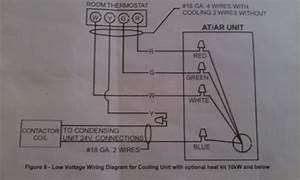 Rheem Air Handler Wiring Diagram
