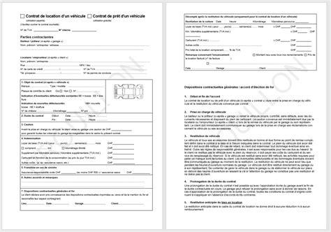 pret de voiture contrat de location d un v 233 hicule contrat de pr 234 t d un v 233 hicule agvs upsa