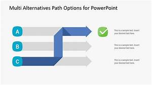 Alternative Options And Path Ppt