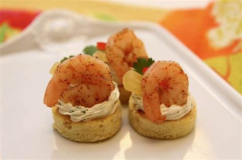baked canapes island shrimp canapes baked frozen shrimp appetizers