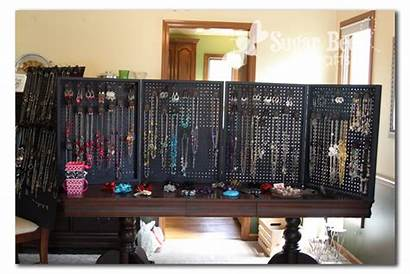Display Jewelry Paparazzi Case Diy Carrying Accessories