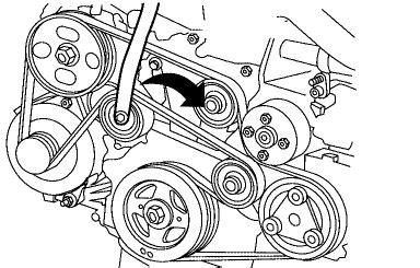 Nissan Frontier Serpentine Belt Diagrams