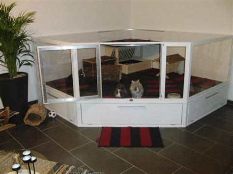 Why A Big Indoor Rabbit Cage Is Good For Your Bunny?