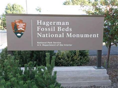 Hagerman Fossil Beds by Hagerman Fossil Beds National Monument Hagerman Idaho
