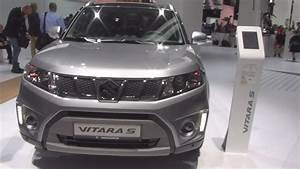 Suzuki Vitara Allgrip : suzuki vitara s 1 4 boosterjet allgrip 2016 exterior and interior in 3d youtube ~ Maxctalentgroup.com Avis de Voitures