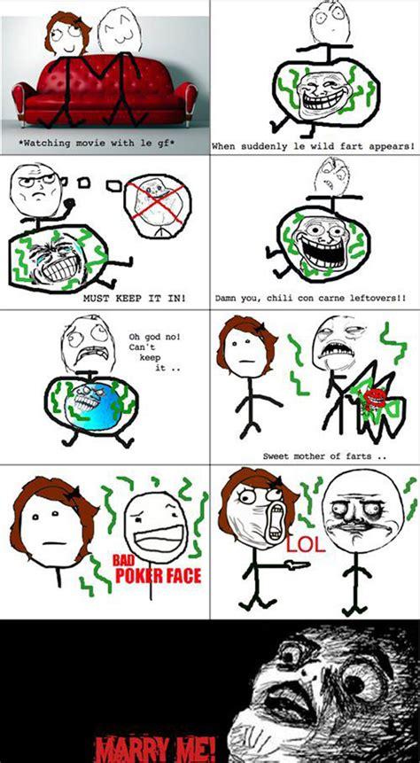 Rage Girl Meme - funny rage comics