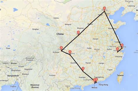 china en un mes recorrido bosco soler