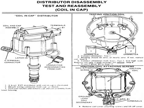 Ford Hei Distributor Wiring Diagram Forums