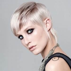 Coupe De Cheveux Femme Courte 2017 : coupe de cheveux femme 2017 court asym trique ~ Melissatoandfro.com Idées de Décoration