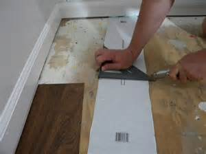 Laying Tile On Concrete Basement Floor by Waterproof Vinyl Plank Flooring Installation Tips
