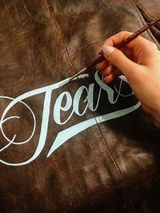 blog jen mussari With leather jacket lettering
