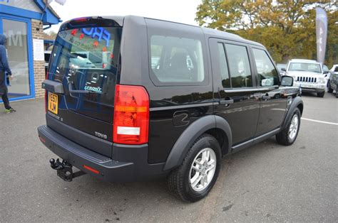 Used 2007 Land Rover Discovery 3 Tdv6 2.7 Diesel 6 Speed