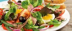 Salat Selber Anbauen : nizza salat mit thunfisch und ei rezept tegut ~ Markanthonyermac.com Haus und Dekorationen