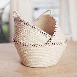 Fabriquer Un String : vannerie comment fabriquer un panier marie claire ~ Zukunftsfamilie.com Idées de Décoration
