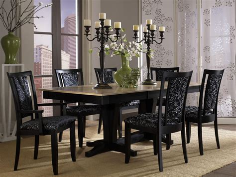Dining Room Modern And Unique Dining Table Set Seats Ideas With Contemporary Room Sets