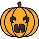 Pumpkin Icon Icons Halloween Flaticon