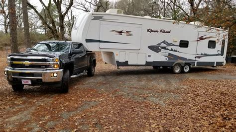 Chevrolet Silverado 2500HD Questions - Fifth wheel towing ...