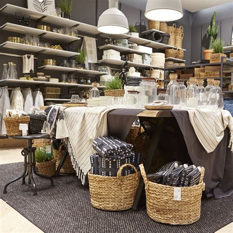 H M Home Shop by The H M Home Department At Its New Store Is A