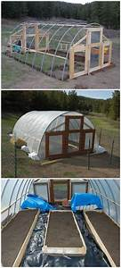 24 Cheap  U0026 Easy Diy Greenhouse Designs You Can Build Yourself