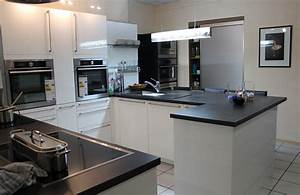 Hochglanz Weiß Küche : graue kueche arbeitsplatte die neuesten ~ Michelbontemps.com Haus und Dekorationen