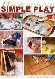 Indoor Aktivitäten Kinder : 11 simple play activity ideas dig into reading kinder eltern kinderkram ~ Eleganceandgraceweddings.com Haus und Dekorationen
