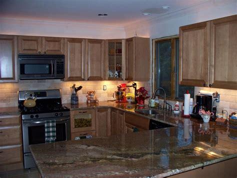 backsplash in kitchen ideas the best backsplash ideas for black granite countertops